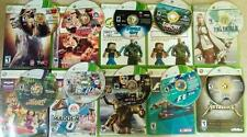 "Lot of 10 Xbox 360 games- Madden 13 & more ""USED"""