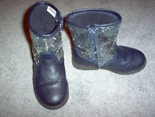 GIRLS BOOTS - CARTERS - SIZE 9 - EUC