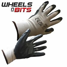 NEW Precision Protective Safety Work Gloves Multi Purpose DIY Builder Mechanic