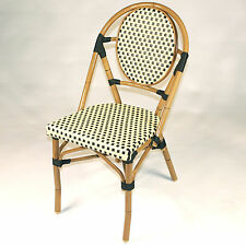 Infinita Corporation French Bistro Armless Stacking Chair Set of 6