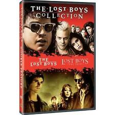 Lost Boys 1-2 Film Collection (DVD, 2009) BRAND NEW SEALED! DOUBLE FEATURE