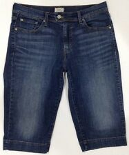 Women's Levi 515 Stretch Denim Capri Jeans Sz 8