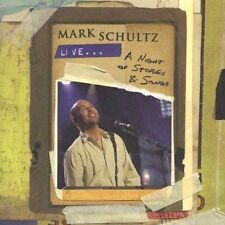 Mark Schultz (Vocalist) - Live... A Night of Stories & Songs CD. NEW!