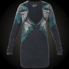 Affliction Isadore Womens T Shirt
