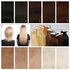 20/40pcs Premium Tape in 100% Virgin Remy Human Hair Extensions Skin Weft BS034