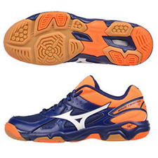 Mizuno Wave Twister 4 Unisex's Volleyball Badminton Indoor Shoes V1GA157056 A