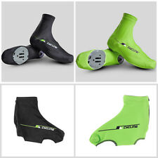 Bicycle Bike Windproof Shoe Covers Cycling Zippered Overshoes Sportwear KBKS