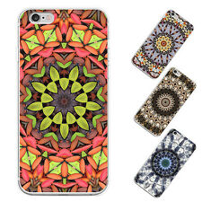 INDIAN MANDALA PRINT CASE COVER FOR IPHONE 5C 6S 7 SAMSUNG GALAXY S6 SALABILITY