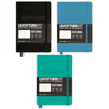 LEUCHTTURM 1917 MEDIUM A5 BULLET JOURNAL NOTEBOOK  - now available in 2 colours!