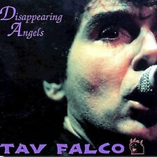 TAV FALCO PANTHER BURNS - DISAPPEARING ANGELS NEW CD