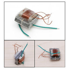 New 1/2/5 Pcs High Frequency 10KV High Voltage Transformer Booster Coil Inverter