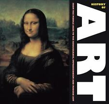 History of Art: From the Middles Ages, to Renaissance, Impressionism and Modern