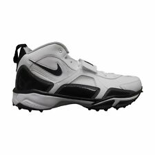 New Nike Zoom Code Destroyer Wide Football Cleats 352637-102 (White/Black)