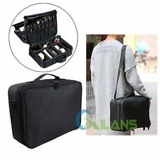 Professional Beauty Makeup Bag Case Cosmetic Pouch Storage Organizer Travel Kits