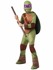 Donatello Don Donnie Teenage Mutant Ninja Turtles TMNT Superhero Boys Costume