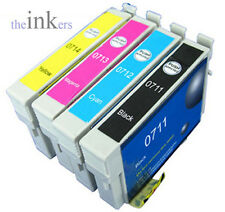 COMPATIBLE INK CARTRIDGES FOR EPSON SX410 SX415 SX510 D78 - Single inks and sets