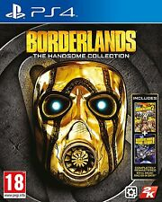 Borderlands: The Handsome Collection Sony PlayStation 4 New