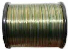 Bulk Spool of Camo Camou Duracast Carp Fishing Line - All Sizes
