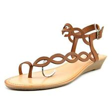 Unlisted Kenneth Cole Color Tone   Open Toe Leather  Sandals NWOB