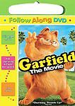 GARFIELD THE MOVIE DVD NEW SEALED FOLLOW ALONG EDITION CARRY CASE