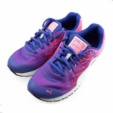 Puma clematis blue-fluo pink-wh Running Shoes 357909-02-UK3 357909 02