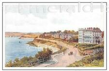 Cornwall Falmouth Cliff Drive Old Photo Print - Size Selectable - England