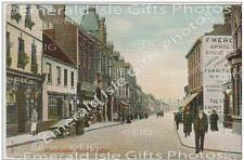 Bedfordshire Luton Manchester Street Old Photo Print - Size Selectable - England