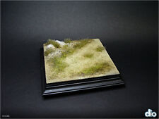 Built & Painted Diorama Base (15x15cm), 1:35 Countryside Dirt Path Section