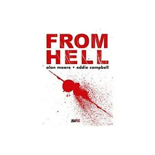 FROM HELL 9788877590893 ALAN MOORE LIBRO FUMETTI
