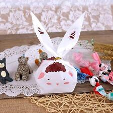 100 Cute Bakery Cookie Gift Candy BAGS Wedding Easter Party Favors Decor