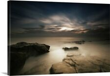 Canvas On Demand Morning Breaks by Mel Brackstone Photographic Print on Canvas