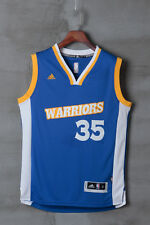 Golden State Warriors #35 Kevin Durant Blue Basketball Jersey Size: S - XXL