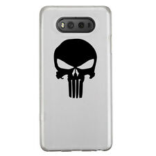 Punisher Skull Die Cut Decal for Laptop Smartphone Cup Car window Decor Sticker