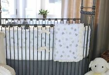 Blueberrie Kids Lambie Tales Fitted Crib Sheet