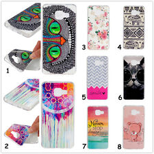 New Rubber Soft TPU Gel Skin Silicone Back Case Cover For iPhone Samsung Huawei