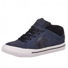 Converse All Star Gates Mid Athletic navy Shoes Trainers Junior Kids 640601C