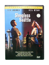Sleepless in Seattle  DVD Tom Hanks, Meg Ryan, Bill Pullman, Ross Malinger, Rosi
