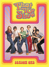 That 70s Show - Season 1 DVD 4-Disc Set FREE SHIPPING Ashton Kutcher Mila Kunis