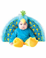 Precious Peacock Bird Animal Deluxe Toddler Baby Boys Girls Infant Costume