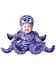 Tiny Tentacles Octopus Sealife Deluxe Toddler Baby Boys Girls Infant Costume