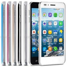 """XGODY 4.5"""" Unlocked Smartphone 2SIM 3G/2G AT&T Android Quad Core Cell Phone 5MP"""