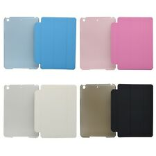 Ultrathin Tri-fold Smart Case Cover Stand Protect For Apple ipad mini 1/2/3 ZX