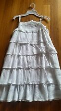 Girls Willow and Finn tiered party dress