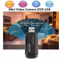 120 Degree Wide Angle Lens U-838 MIni Video Camera DVR USB 2.0 Video Recorder XX
