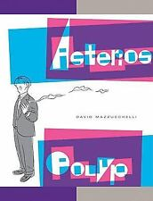 Asterios Polyp by David Mazzucchelli 2009 HB DJ Comix Pantheon