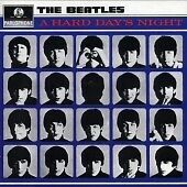 THE BEATLES - A HARD DAYS NIGHT - CD ALBUM - CANT BUY ME LOVE +