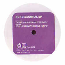 Lisa Lashes/Paul Kershaw - We Came,We Saw../I Believe In Life - Tidy Trax #32127