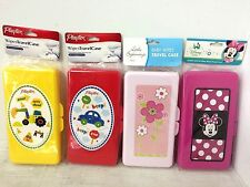 New Baby Diaper Wipes Case Refillable Container Diaper Bag Travel Boy and Girl