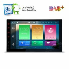 AUTORADIO 2 DIN XTRONS OCTACORE 64BIT 32 GB 4G MIRROR LINK ANDROID 6.0 WIFI 2 GB