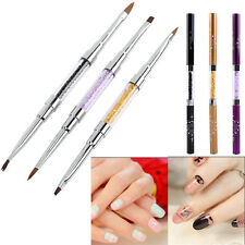Nail Art Tips UV Gel Crystal Acrylic Painting Drawing Pen Polish Brush Pen DY09